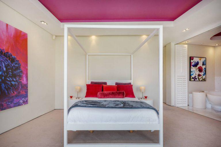 Levalux Lot Wine Estate Elgin Aurum Lily Bedroom