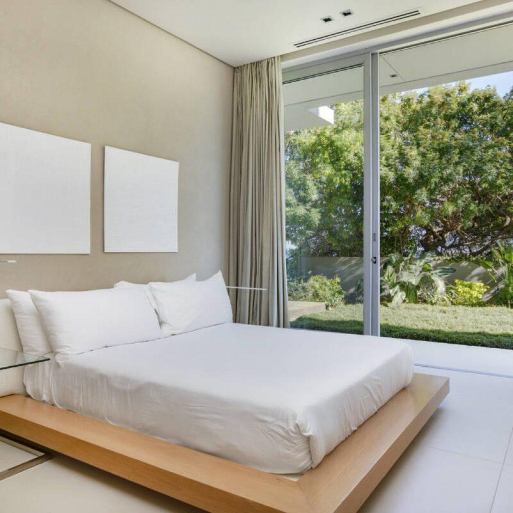 Levalux The Bond Villa Bedroom Cape Town Camps Bay