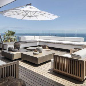 Levalux Villa De Wet Ocean View Deck Cape Town Bantry Bay