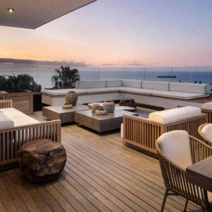 Levalux Villa De Wet Sea View Deck Cape Town Bantry Bay